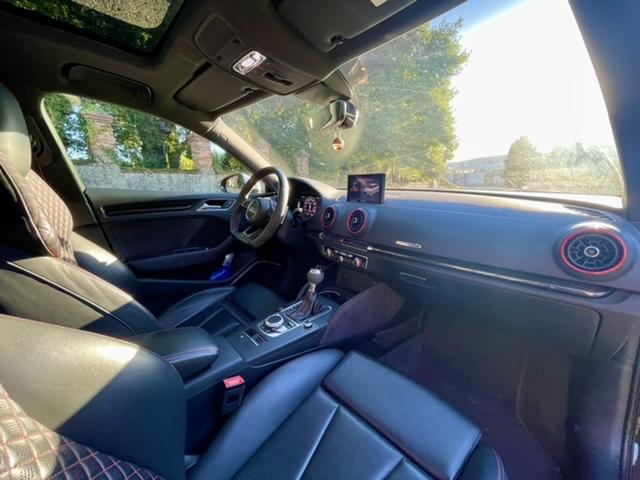 AUDI RS3 2018 QUATTRO S TRONIC SPORTBACK
